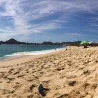 Vacationing At Cabo San Lucas Mexico
